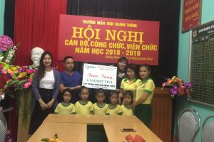 """Vietnam Green Investment and Construction Consultancy Joint Stock Company with the charity program """"Incubating the talent of the country"""""""